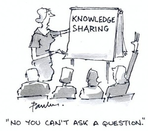 Knowledge Sharing | Explicit Solutions